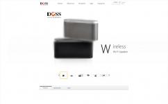 DOSS TECHNOLOGY CO.,LED. (智能蓝牙音响)